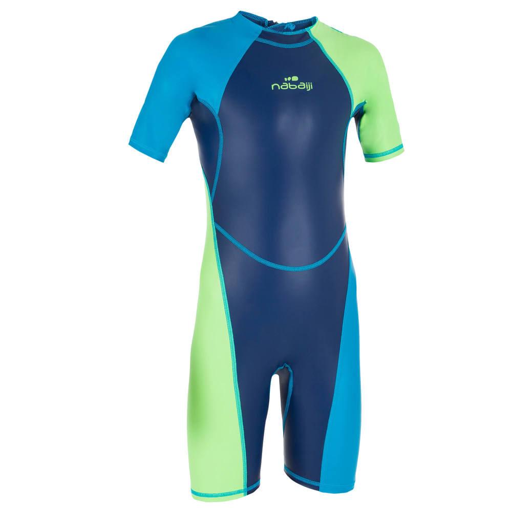 b56c8f6c1 Macaquinho Shorty de natação infantil Kloupi Nabaiji - DecathlonPro