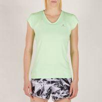 d8a690ae5 Camiseta Fitness Cardio feminina 100 Domyos - decathlonpro