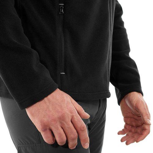 Blusa fleece masculina de trilha Forclaz 200 - decathlonstore 7887fc05f21bb