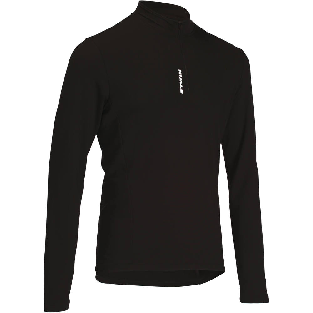 075200cf36 Blusa de ciclismo 100 masculina Btwin - DecathlonPro