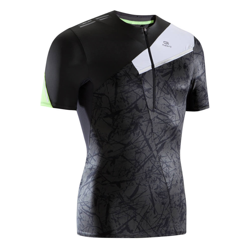7f10ca08f7ae4 Camiseta masculina de corrida Trail Running Kalenji. Camiseta masculina de  corrida Trail Running Kalenji