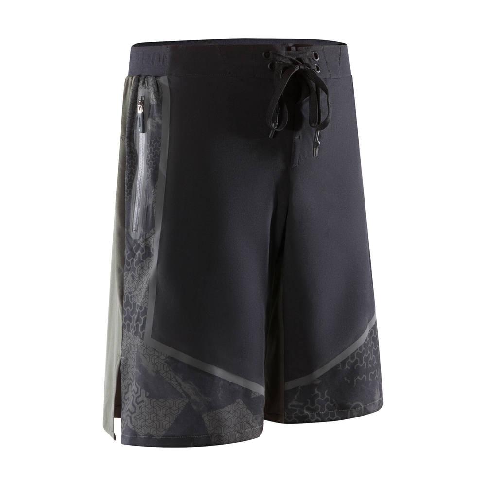 9e72918334 Bermuda Masculina Preta Funcional Shorts - Linha 900. Bermuda Masculina  Preta ...