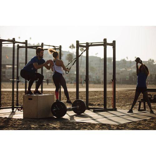 Shorts Feminino Duplo para Academia Musculação Funcional Cross ... 5edd56a5dec7b