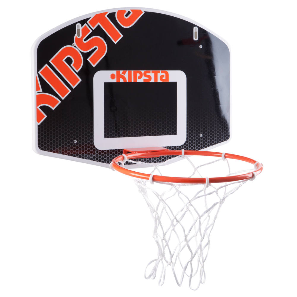 c7d44d89c9d Tabela de basquete B100 Kipsta - SET B100 BLACK ORANGE