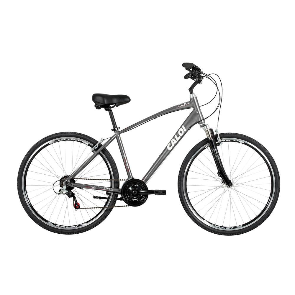 a92c7de97 Bicicleta hibrida Caloi 700 - Decathlon