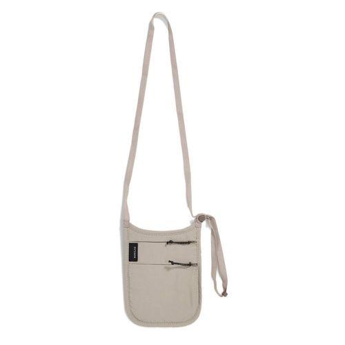 Bolsa de segurança de pescoço para trekking Forclaz - SECURITY NECK POCKET, NO SIZE