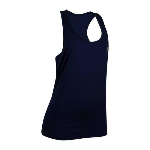 ac1edabc9c Regata básica feminina fitness 100 Domyos - Decathlon