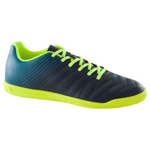 17ecddacc90fb Chuteira futsal infantil CLR 500 Kipsta - CLR 500 SALA JR S217 BLUE