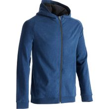 jacket-hood-500-gym-navy-blue-s1