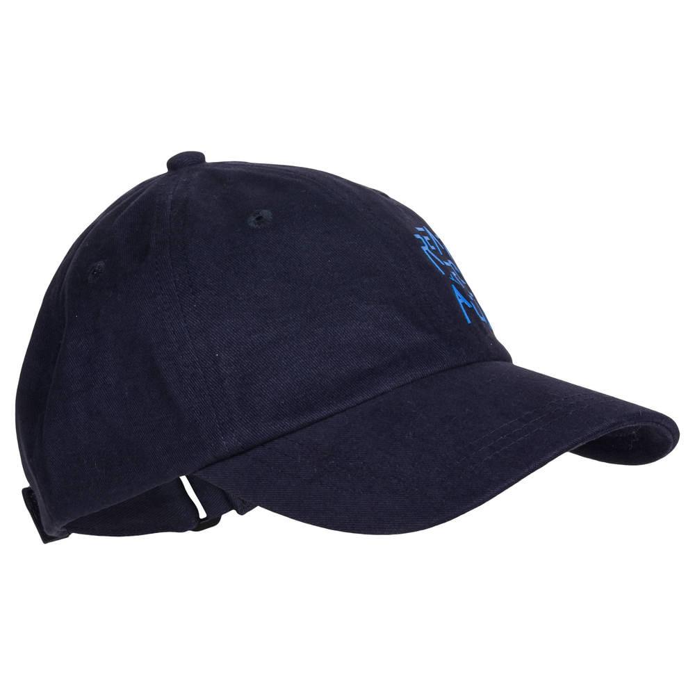 Boné Infantil masculino para Ginástica Domyos - CAP 500 GYM NAVY d380b5f6bb8