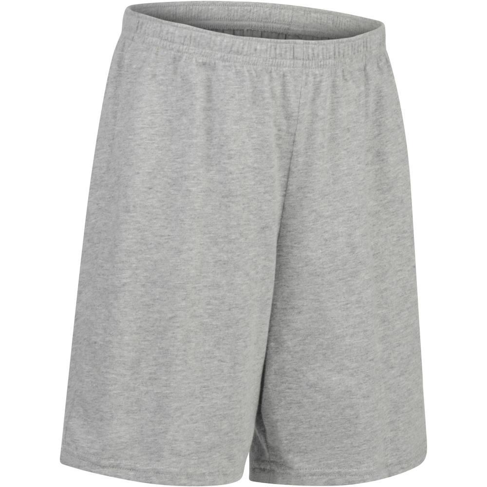 Shorts Masculino de Ginástica e Pilates 100 Domyos - decathlonpro bd1bd2e039e33