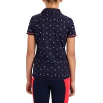 Camiseta Polo Manga Curta Hipismo PL140 Infantil - decathlonpro b176f94a18e58