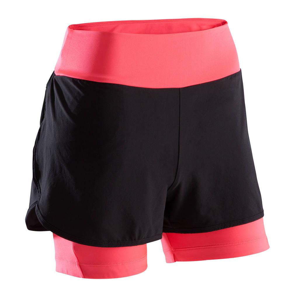 1f9ed40224 Shorts-Bermuda feminino de MTB ST 100 Rockrider - decathlonstore