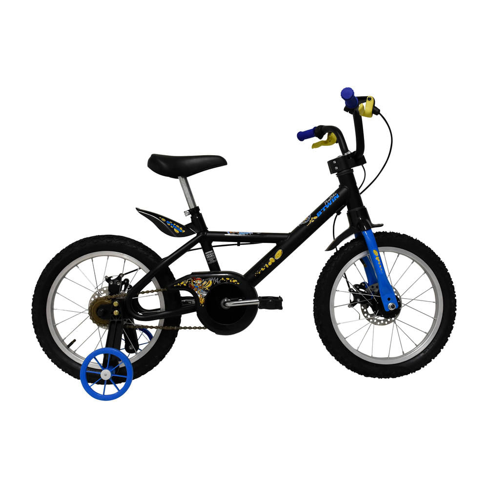 1d1d5c1a2 Bicicleta infantil aro 16