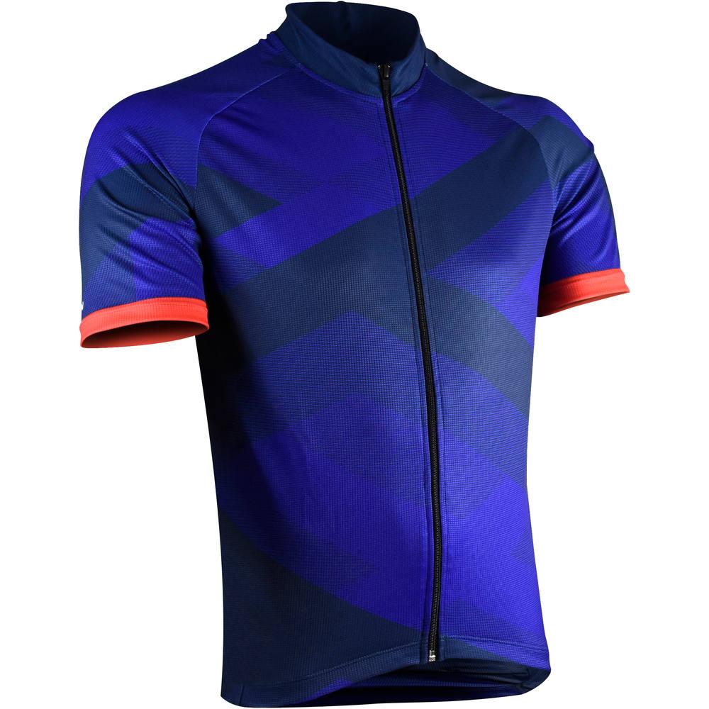 Camiseta masculina de ciclismo Road 500 Btwin - decathlonstore f174a6a1c8b07