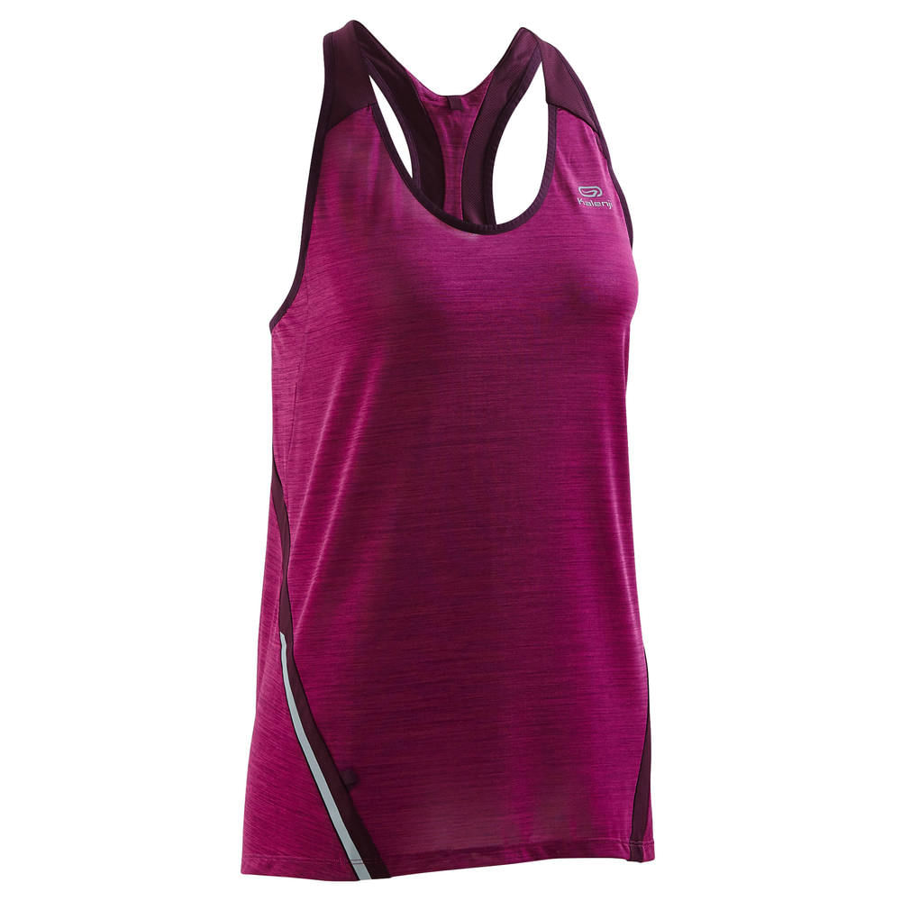 6397b1ac0e465 Regata feminina de corrida Run Light Kalenji - decathlonstore